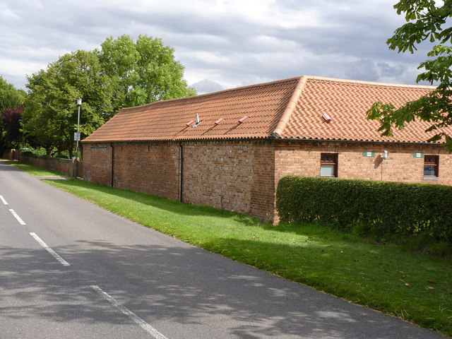 Former farm building at Manor Farm