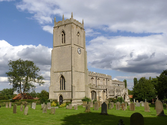 Church of St Peter, East Drayton