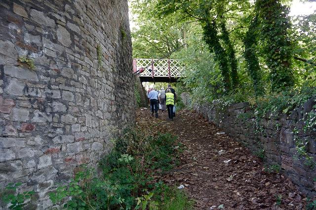 Gaol Ferry ramp