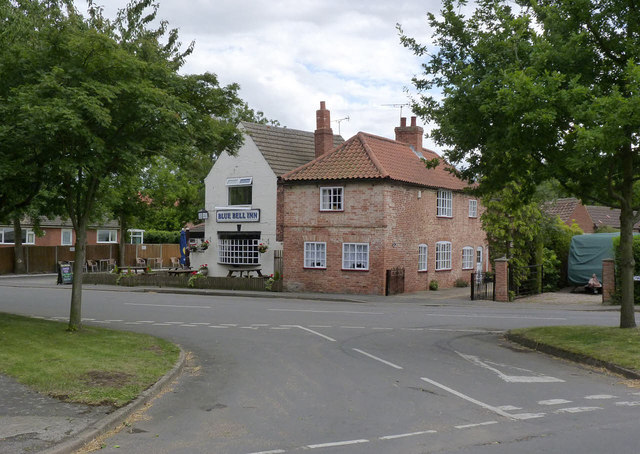 The Blue Bell Inn and The Cottage