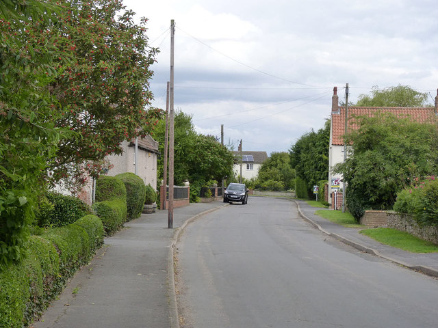 Low Street, East Drayton