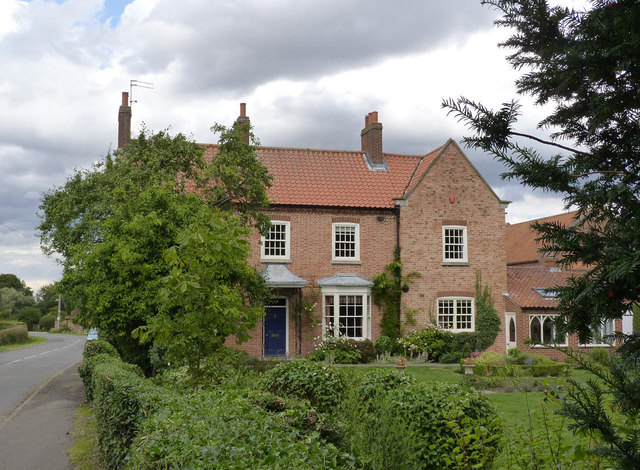 The Old vicarage, East Drayton