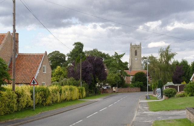 Top Street, East Drayton