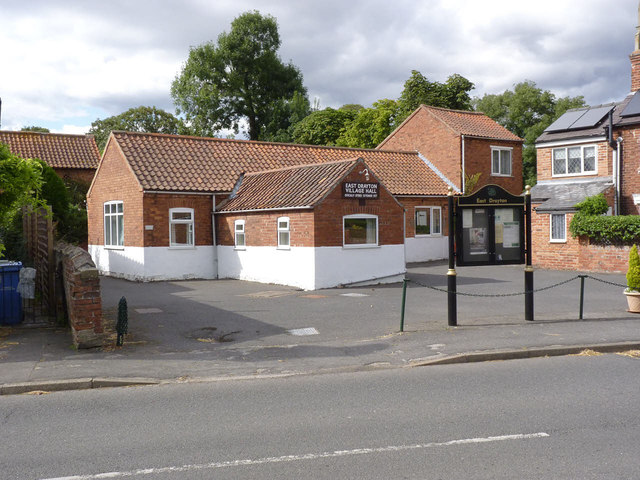 East Drayton Village Hall