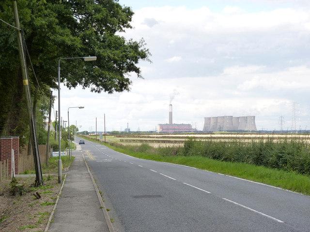 Laneham Road, Dunham