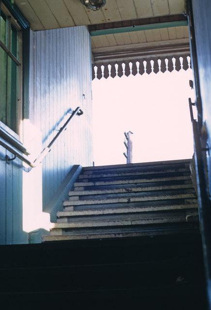 Wheathampstead railway station (disused)
