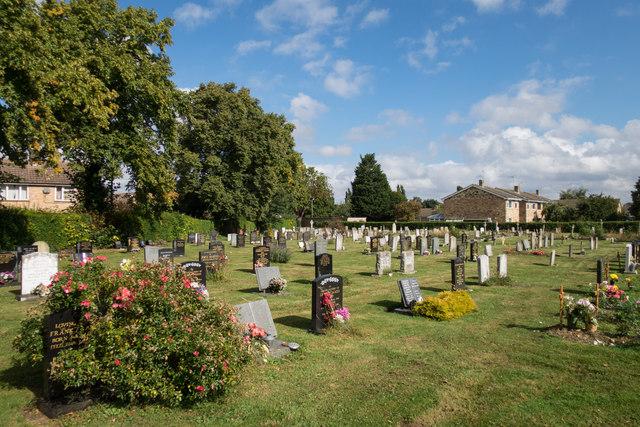 Bottisham Cemetery