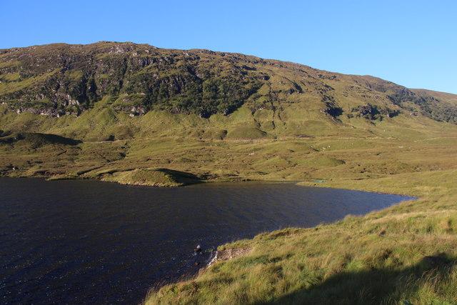 Head of Loch Merkland