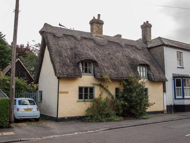 Holly Cottage, Bottisham High Street