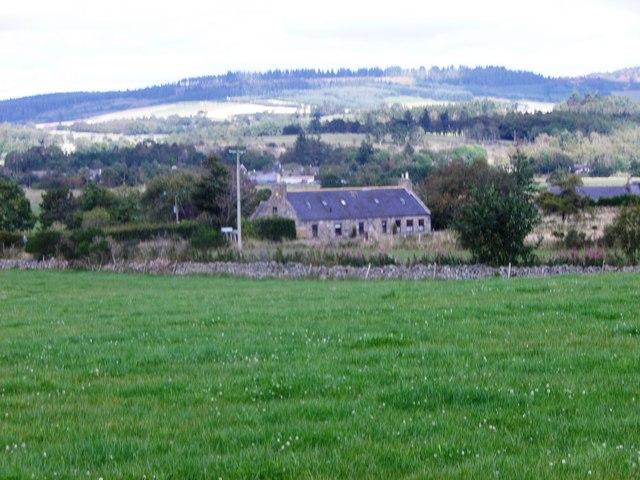 Roadside Cottage, Mid-Beltie
