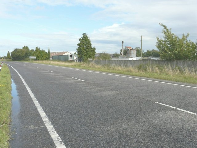 Former premises of C M Roger, Straight Lane (A259)
