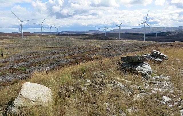 Wind farm, Griffin