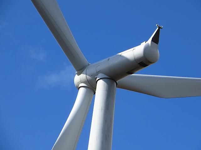 Wind turbine, Griffin