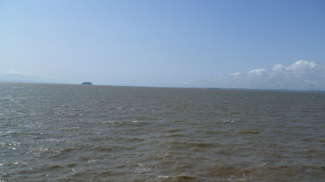 Islands in the stream - Flat Holm and Steep Holm viewed from Weston-super-Mare