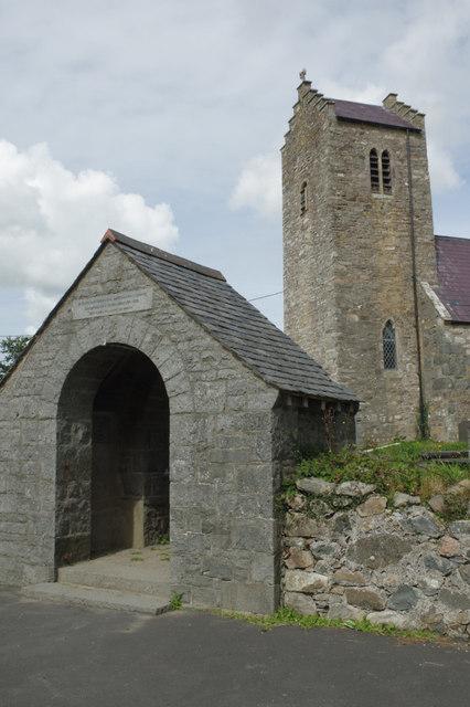 Llannor Church