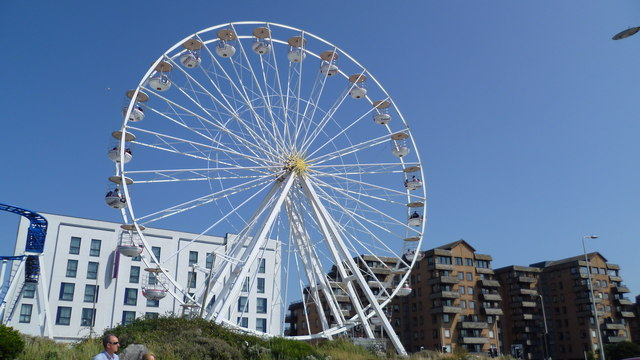 Wheel in Weston-super-Mare