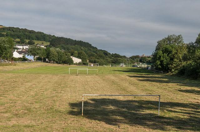 Min-y-Ddol Playing Fields