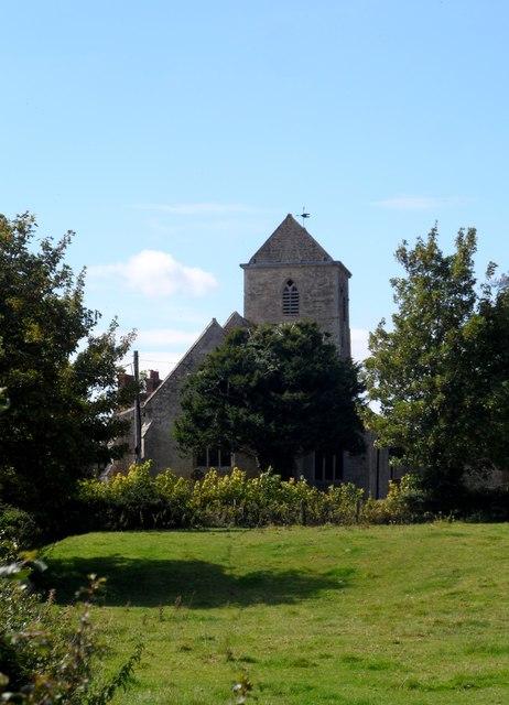 St Mary's church Lillingstone Lovell