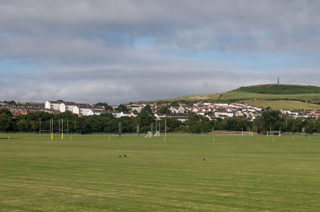 Blaendolau Playing Fields