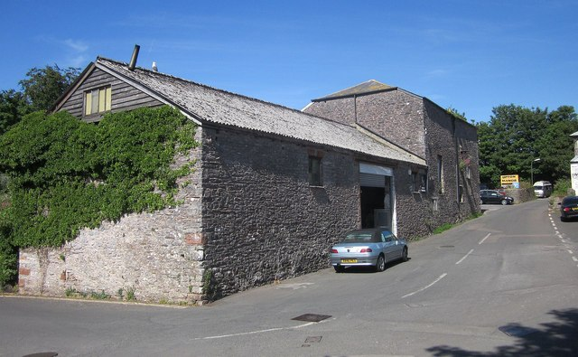 The Old Dairy, Brixham