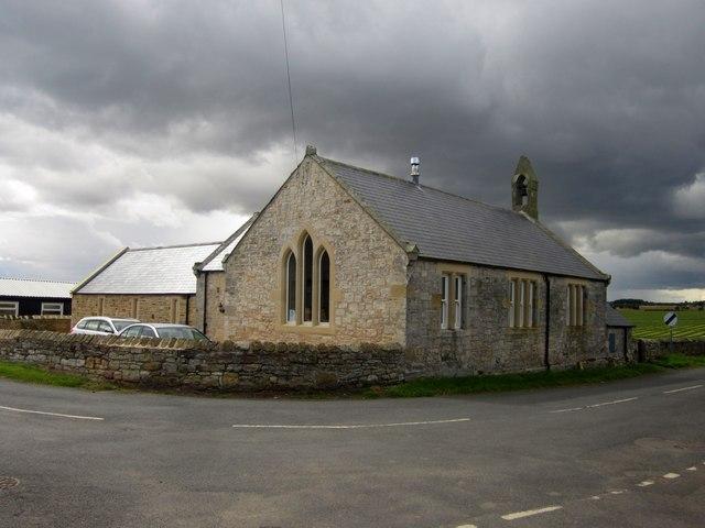 Former church, Boulmer