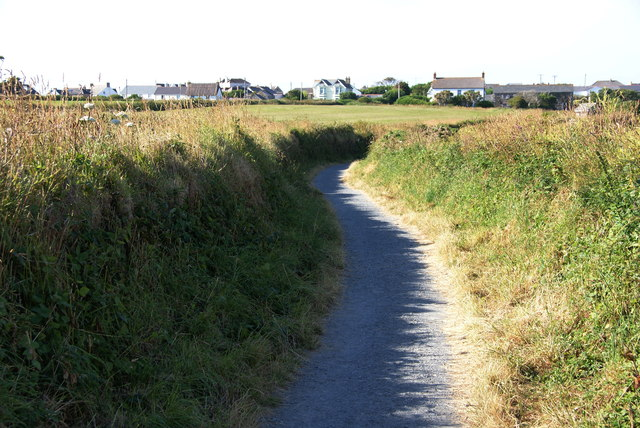 Footpath to Lizard