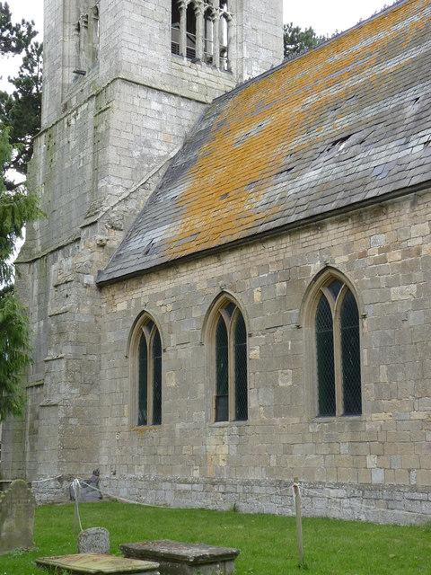 Church of St Oswald, Dunham on Trent