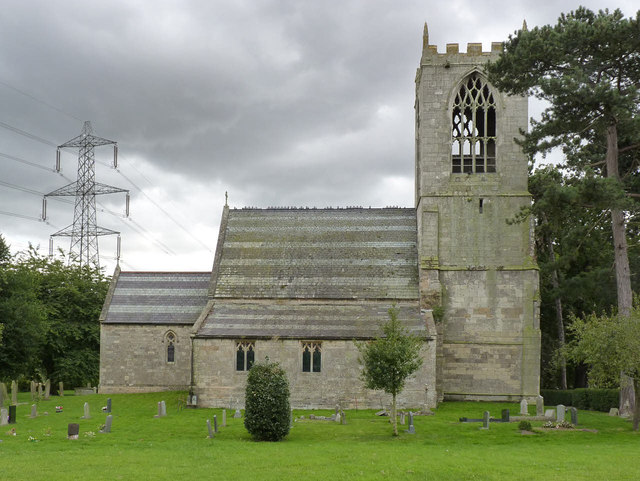Church of St Oswald, Dunham on Trent