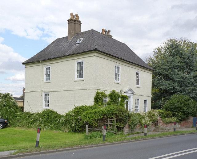 Dunham House, Dunham on Trent