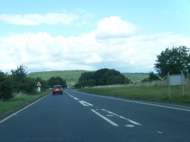 A49 northbound near Green farm
