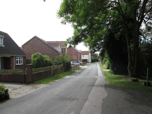 Station  Road  Keyingham
