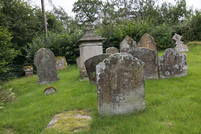 Headstones on the Slope