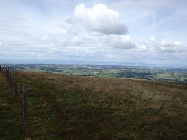 On Burnbank Fell