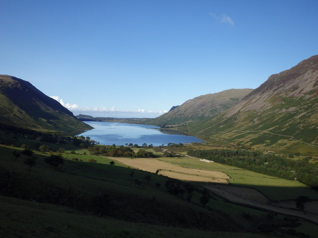Above Wast Water
