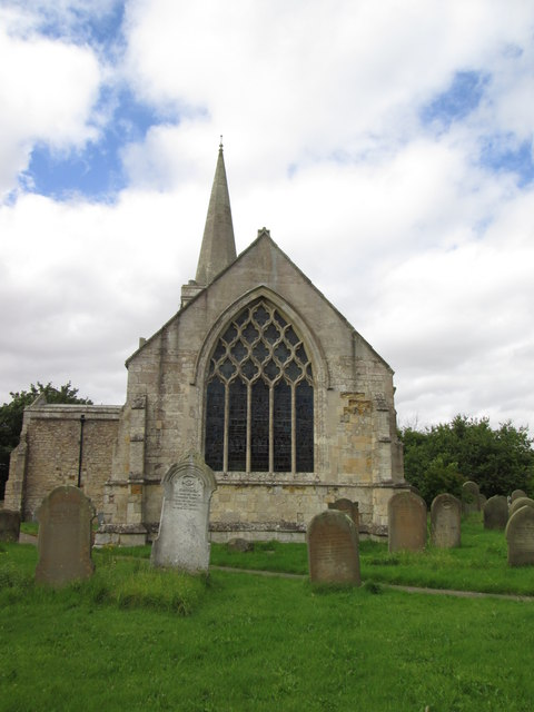 St  Wilfrid's  Ottringham