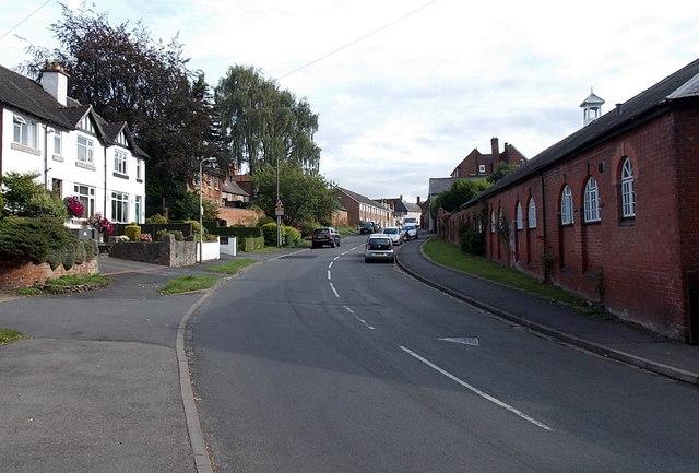 Barton Road,  Market Bosworth