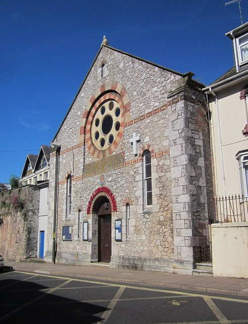 Salvation Army, Brixham