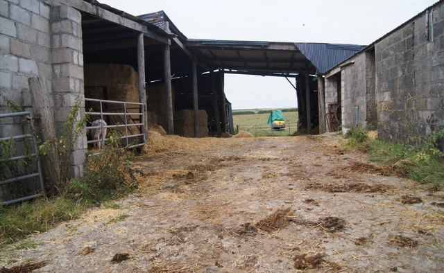 Cattle shed - Edslee Farm