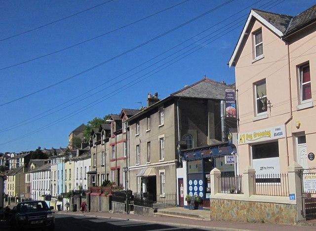 Bolton Street, Brixham