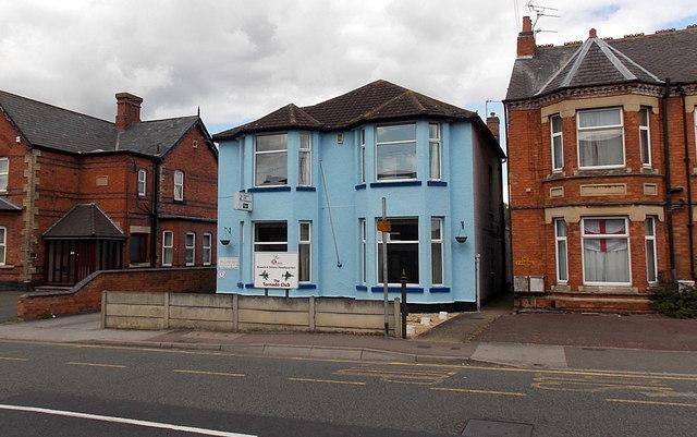 RAFA branch and district headquarters, Melton Mowbray