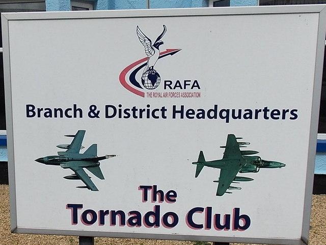 The Tornado Club, Melton Mowbray