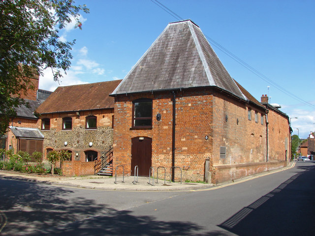 The Maltings, Farnham
