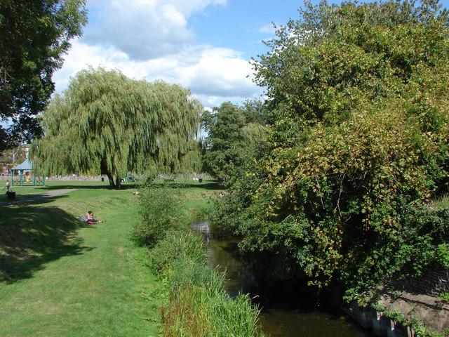 Gostrey Meadow, Farnham