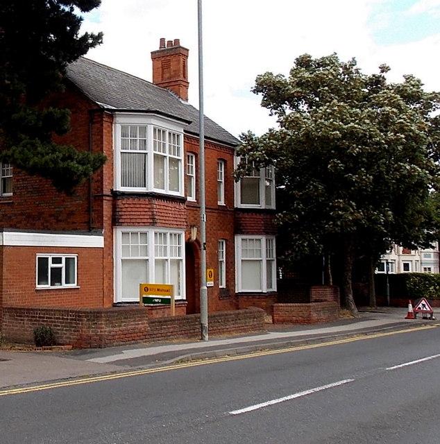NFU Mutual office in Melton Mowbray