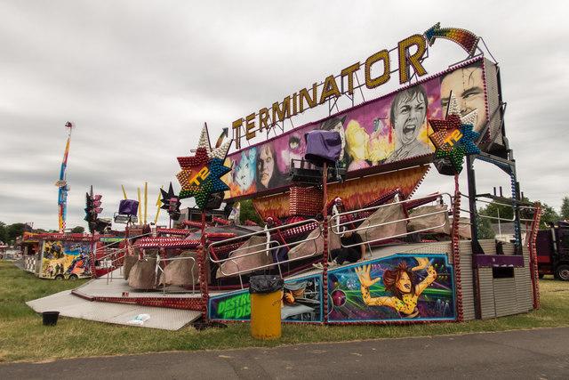 Fair Ride on Midsummer Common
