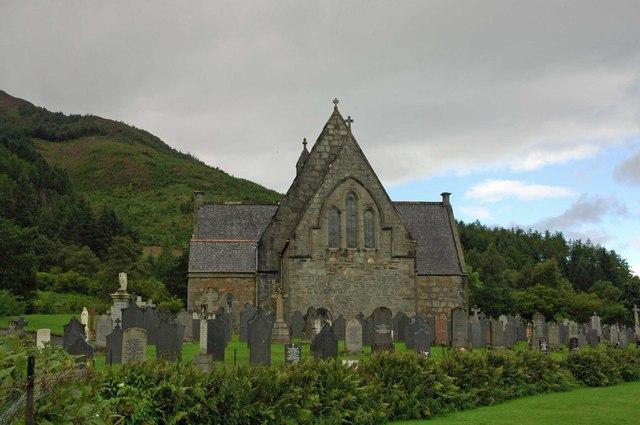 St John's Episcopal Church, Ballachulish, Argyll