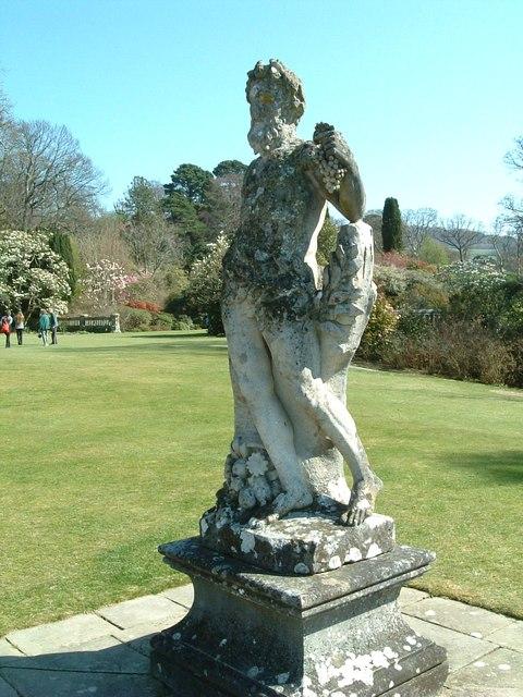 Bacchus at Bodnant Garden