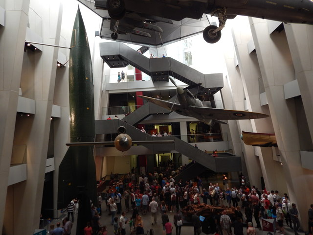 Imperial War Museum (interior)