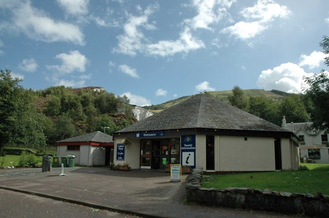 Ballachulish Tourist Information Centre, Argyll