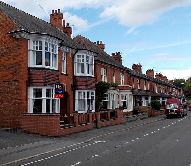 Quorn Avenue houses, Melton Mowbray